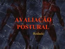 AVALIAÇÃO POSTURAL. Rodacki