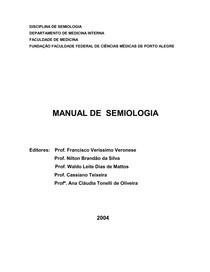 Livro de semiologia