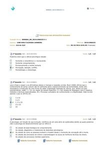 BDQ  Avaliação Parcial.pdf PSICOLOGIA DAS INTERAÇÕES HUMANA