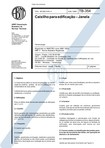 NBR 10820   1989   Caixilho para Edificação  Terminologia