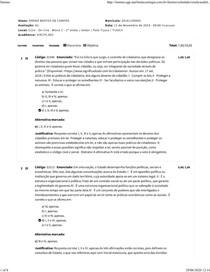A2 de Comunicação e Práticas Sociais - UNIVERSIDADE VEIGA DE ALMEIDA - 2019 2