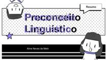 Resumo - Preconceito Linguístico