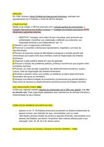 Carta da Organização dos Estados Americanos