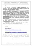 Dicas resumidas  - Direito Administrativo