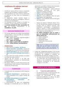 NEOPLASIAS DO SISTEMA NERVOSO CENTRAL