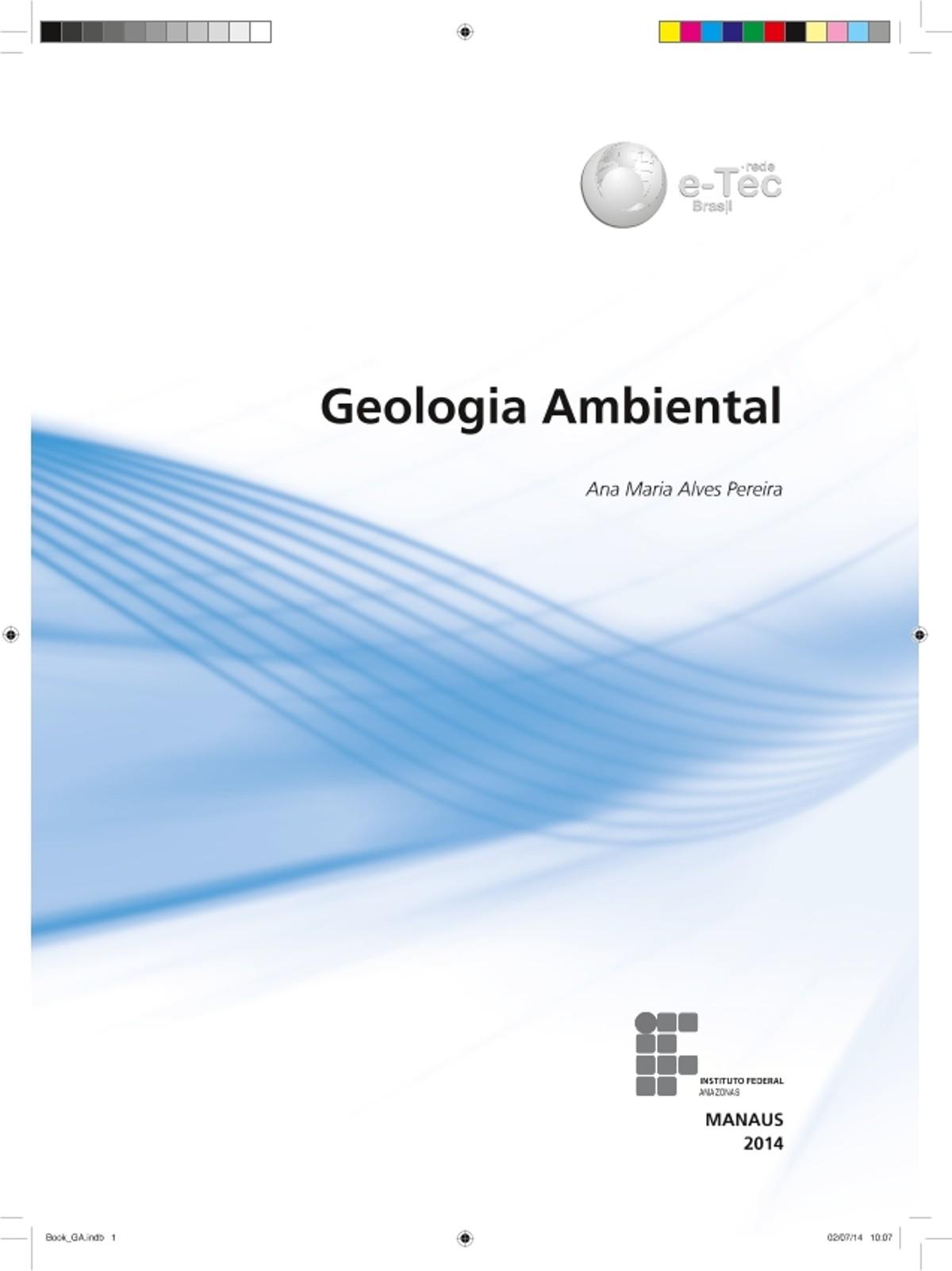 Pre-visualização do material GEOLOGIA AMBIENTAL - página 1