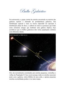 Bulbo Galáctico