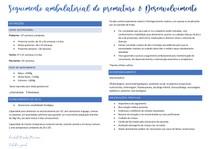Seguimento ambulatorial do prematuro e desenvolvimento - Rachell M Muccini
