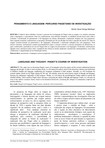 Pensamento e Linguagem em Piaget