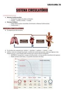 Histologia II -SISTEMA CIRCULATÓRIO