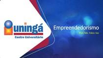 Empreendedorismo - Slides V
