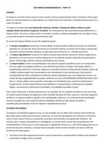 DISTURBIOS HEMODINÂMICOS   6