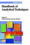 Livro de bolso de Técnicas Analíticas
