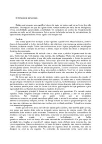 Augusto Cury O Vendedor De Sonhos Diversos 24