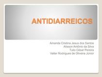 ANTIDIARREICOS_ Os Drogas