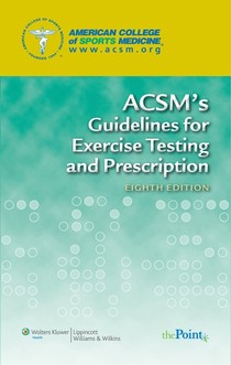 ACSM (2010) ACSM guidelines for exercise testing and
