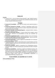 AULA - Direito Civil 1 - Introdução