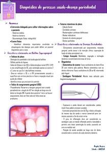 Diagnóstico do processos saúde-doença periodontal