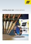 Catálogo de Consumíveis - ESAB