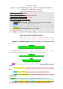 ADI e ADC perante o STF (Lei 9868)