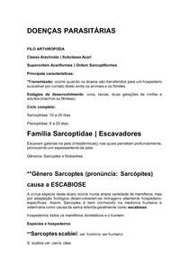 SARNAS - Genero sarcoptes