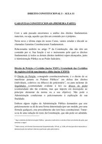 Aula 11 - DIREITO CONSTITUCIONAL 1 2017 2º Sem 17.docx