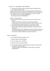 Discursiva 2 ULBRAMATEMATICA PARA NEGOCIOS E FINANCAS