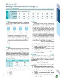 (Curta / Salve / Siga) Cinética química II - Fatores que alteram a velocidade