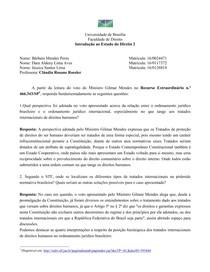 Exercicio 1 de IED2- Tratados Internacionais