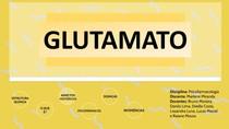 GLUTAMATO (Psicofarmacologia) - SLIDE