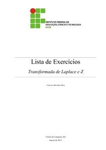 Lista de Exercicios Resolvida   Transfor (1)