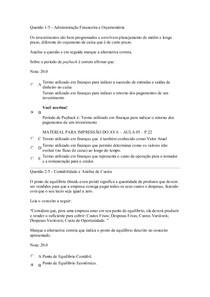 apol4  Administração Financeira e Orçamentária (1)