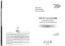 2011 Lei 8112-90  Anotada Pelas Bancas Examinadoras FCC. Ed. Metodo