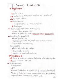 Semiologia Endocrinológica- Hipófise e Tireoide