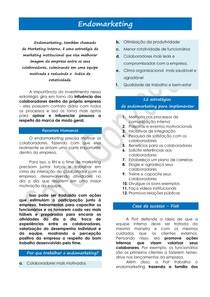 Resumo - Endomarketing