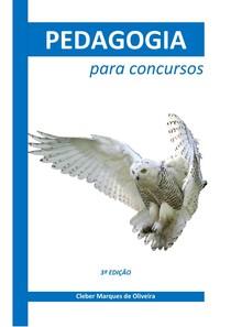Livro Pedagogia para concursos - 3 edição