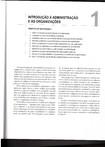 Fundamentos da administração (Sobral e Peci, 2008 – Cap.1)