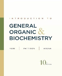 Introduction to General Organic & Biochemistry (Hein