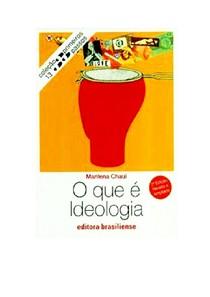 O Que e Ideologia