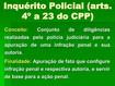 Aula Inquérito Policial