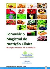 FORMULÁROI MAGISTRAL DE NUTRIÇÃO CLÍNICA