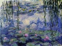 Water Lilies40-Claude Monet