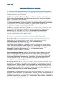 RESUMO - Insuficiência Respiratória Aguda - MAPA 1 - MOD 2 (PNEUMO)