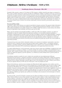 A Ordem do Progresso - Resumo do Capitulo 15 - Estabilização, Abertura e Privatização - 1990 a 1994