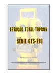 Estação Total TOPCON GTS210