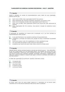 Questões 7