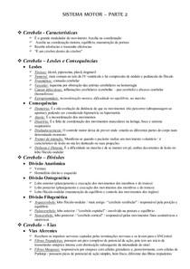 Fisiologia   Sistema Motor Parte 2