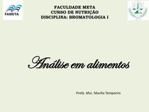AULA BROMATOLOGIA A3