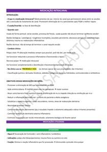 ENDODONTIA MEDICAÇÃO INTRACANAL HCA TRICHOSOL CLOREXIDINA