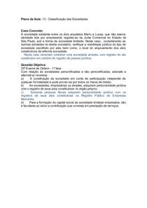 Empresarial 13 - Resolvido